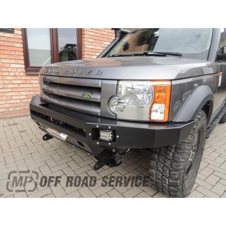 Zderzak przedni HD5 do Land Rover Discovery III (bez bullbara / orurowania)
