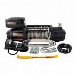 Wyciągarka elektryczna Kangaroowinch K12000 Extreme HD 12V z liną syntetyczną