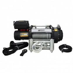 Wyciągarka elektryczna Kangaroowinch K18000 Extreme 24V z bezpiecznikiem termicznym i napinaczem