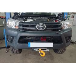 Płyta montażowa pod wyciągarkę do Toyota Hilux Revo od 2015