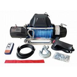 Escape Value 12000lbs 12.0FG [5443kg] z liną syntetyczną i prowadnicą aluminiową
