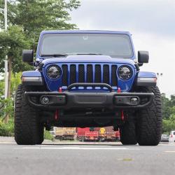 Zderzak przedni Snake4x4 do Jeep Wrangler JL od 2018