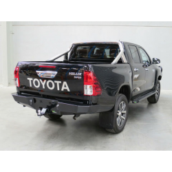 Zderzak tylny IronMan do Toyota Hilux Revo od 2015