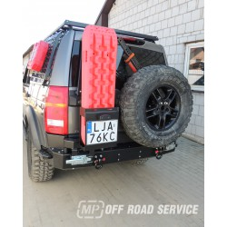 Uchwyt na kanister do Land Rover Discovery 3 i 4