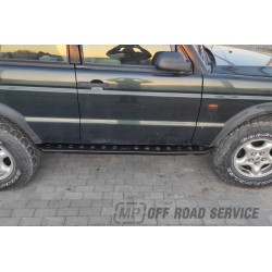 Progi boczne HD2 do Land Rover Discovery II