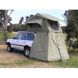 Przedsionek do namiotu wersja krótka (modele bez okien dachowych)