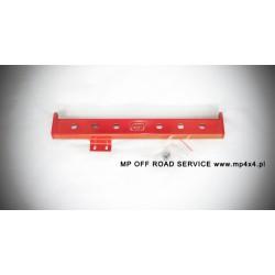 Osłona HD tylnego drążka do Land Rover Defender pomarańczowa