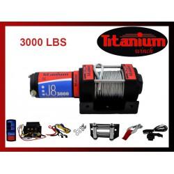 Titanium Winch ATV