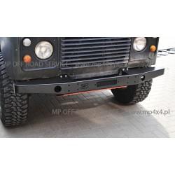 Zderzak przedni HD do Land Rover Defender